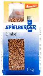 Bio-Dinkel aus demeter-Anbau