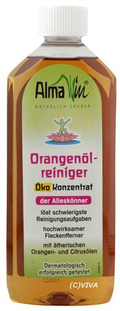 Almawin Orangenöl-Reiniger