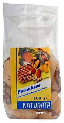Bio-Paranüsse