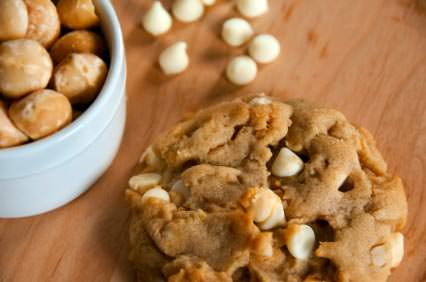 Macadamia-Nuss-Cookies