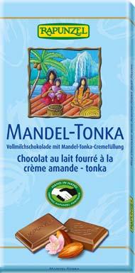 Rapunzel Mandel-Tonka-Bioschokolade