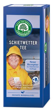 Lebensbaum Schietwetter Tee Biotee