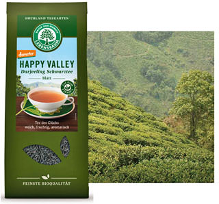 Happy Valley Darjeeling Bio
