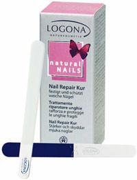 Logona Nagelpflege Glasfeile Nagelfeile Feile
