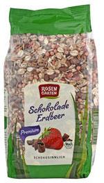 Rosengarten Erdbeer-Schokolade-Müsli