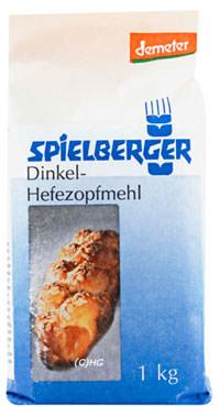 Spielberger Dinkel-Hefezopfmehl 630