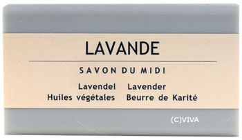 Savon du Midi Lavendelseife Lavendel