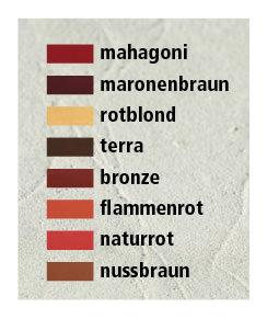 Pflanzen-Haarfarbe