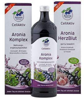 Aronia Herzblut-Komplex Cellaktiv