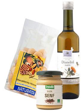 Naturata Macadamia Byodo Dijon-Senf