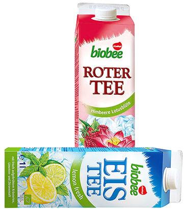 Voelkel Biobee Eistee Roter Tee