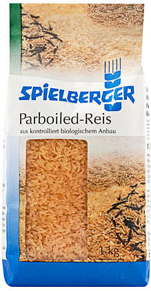 Spielberger Bio Parboiled-Reis demeter