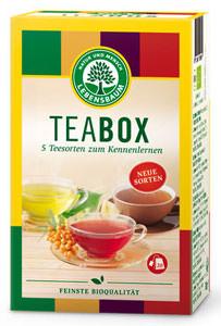 Lebensbaum Teabox Geschenkbox