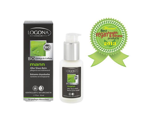 LOGONA mann After-Shave-Balm vegan