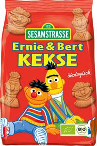 Allos Ernie und Bert Kekse
