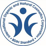 BDIH Kontrollierte Naturkosmetik Logo