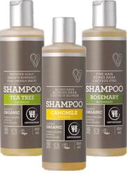 Urtekrams neue Shampoos 2
