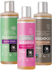 Urtekram neue Shampoos