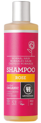 Urtekram Rose-Shampoo