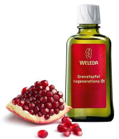 Weleda Granatapfel-Regenerations-Öl