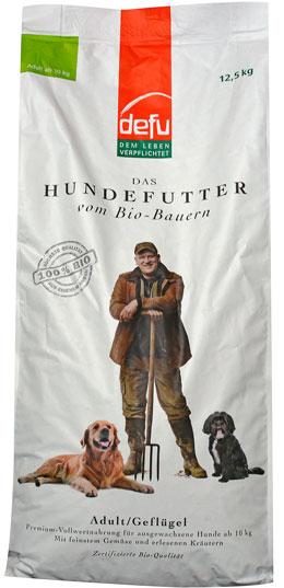 defu Bio-Hundefutter