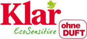 Logo Klar Sensitive