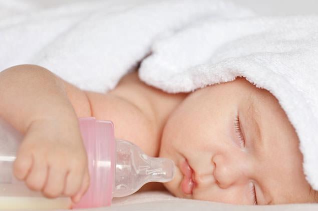 Babynahrung Baby Ernährung