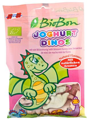 BioBon Joghurt-Dinos