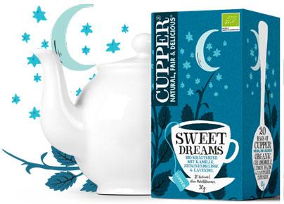 Cupper Tee Sweet Dreams