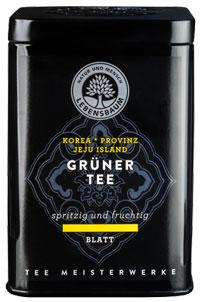 Lebensbaum Meisterwerke Grüner Tee