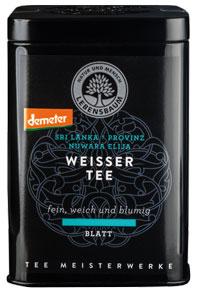 Lebensbaum Meisterwerk Weißer Tee