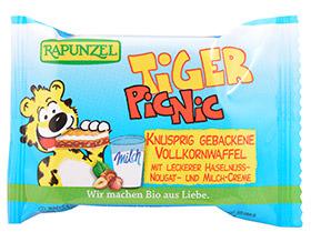 Rapunzel Tiger Snack Picknick