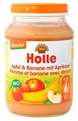 holle-babyglas-apfel-banane-aprikose-demeter