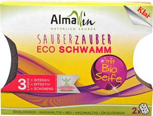 AlmaWin Sauber-Zauber-Eco-Schwamm