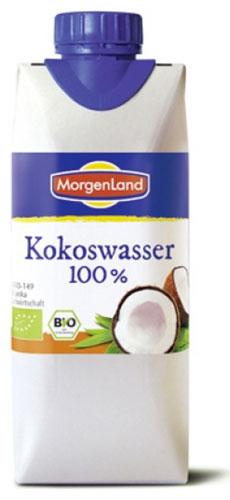 morgenland-kokoswasser