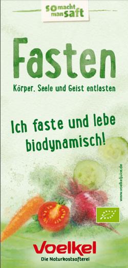 Voelkel Fasten-Anleitung