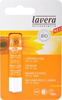lavera Lippenbalsam LSF 10 Basis