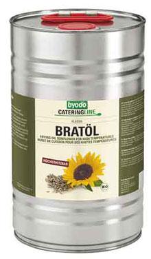 Byodo Bio Bratöl Großgebinde Kanister