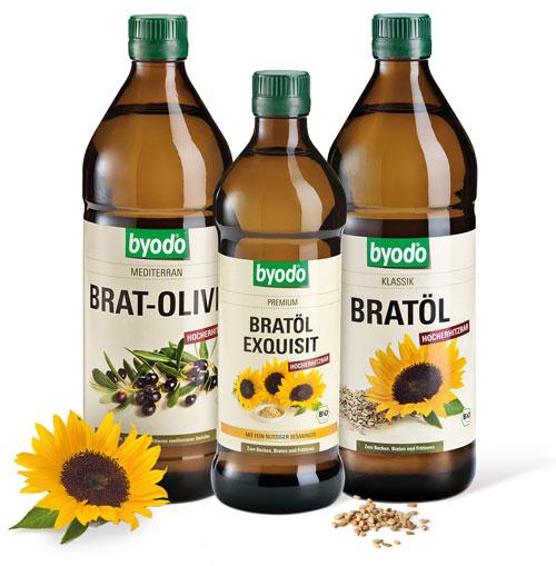 Byodo Bio-Bratöl