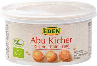 EDEN Abu-Kicher-Pastete