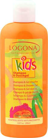 Logona Kids Duschgel & Shampoo