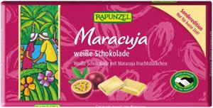 Rapunzel Weiße Maracuja-Schokolade Bio