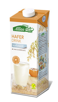 Allos Hafer-Drink